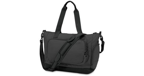 Pacsafe Citysafe LS400 - Bandolera Mujer - 18 L negro